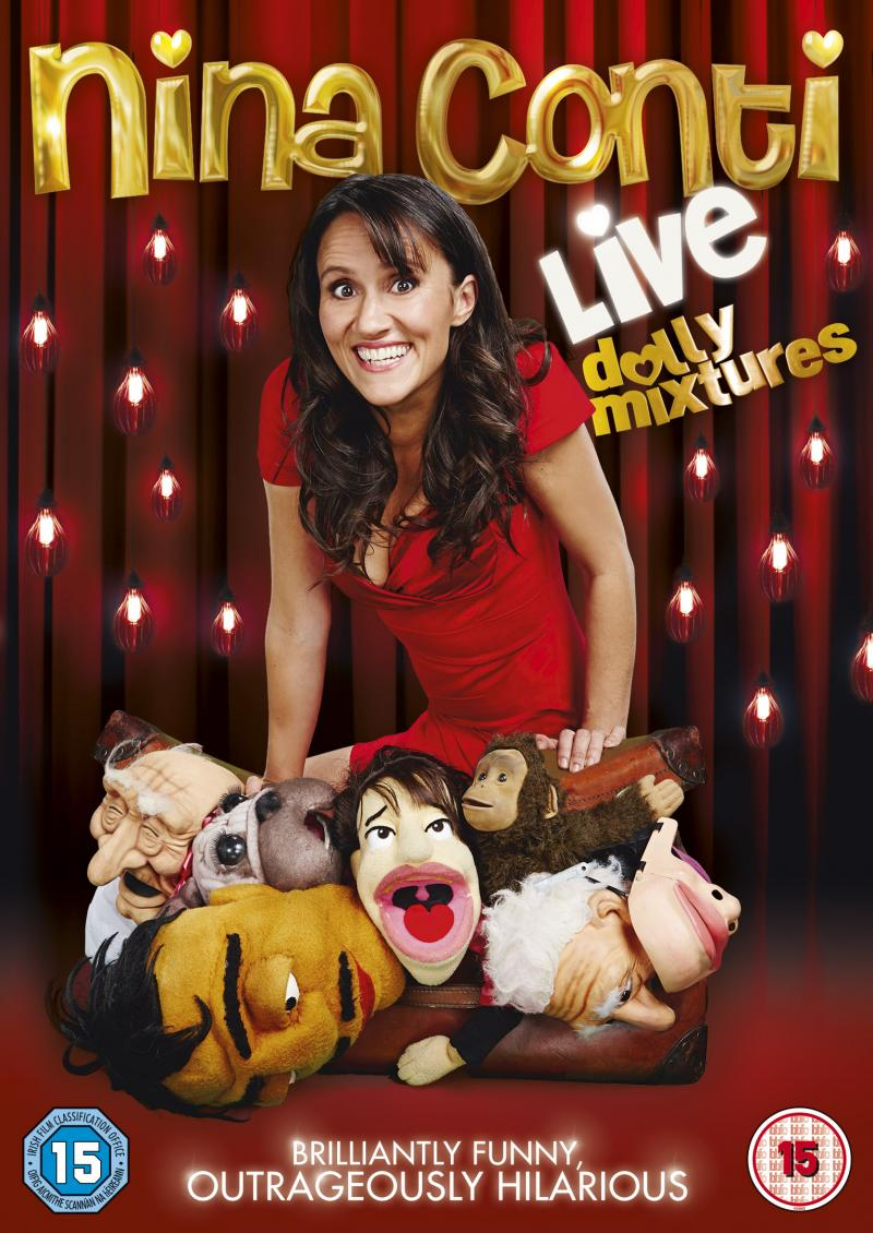Nina Conti - Dolly Mixtures [DVD cover]