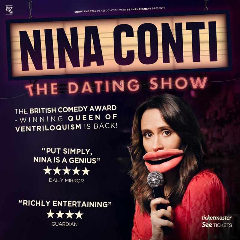 Nina Dating Show UK Tour